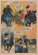 « Zorro : La Pierre qui bouge » : Zorro géant n° 98 bis (05/1976).