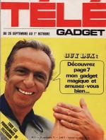 TELE-GADGET 01 sept 71