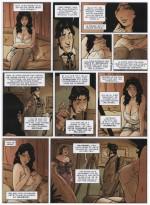 « Les Arcanes de la Maison Fleury T1 : Le Rossignol » par Gabriele Di Caro.