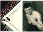 Recherche personnelle dans les années trente et photo de Jean Trubert à 17 ans.