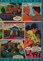 « Thierry la fronde » Journal de Mickey n° 841 (26/07/1968).