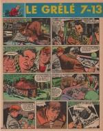 « Le Grêlé 7-13 » Vaillant n° 1167 (24/09/1967).