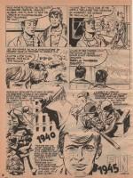 « Le Grêlé 7-17 » Pif gadget n° 1356/118 (05/1971).