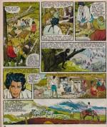 « Fanfan la tulipe » Pif gadget n° 1723/485 (07/1978)