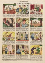 « La Revanche » La Jeunesse illustrée (1934).