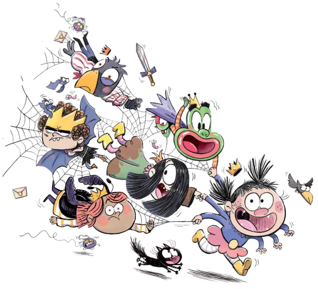 Migali et ses amis