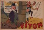 « Mr Piton voyageur de commerce » Gründ (sd).