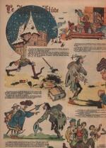 « Le Joueur de flûte de Hamelin » Vaillante n° 51 (08/01/1948).