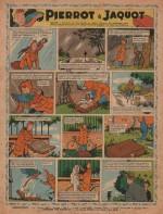 « Pierrot et Jacquot » Pierrot n° 77 (17/04/1955).