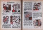 Illustrations d'ouvrages scolaires dans La Lecture du mois.