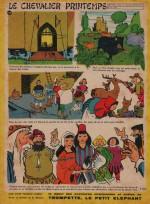« Chevalier Printemps » Femmes d'aujourd'hui n° 934.