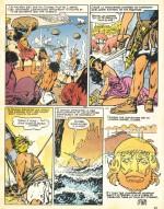 « Ulysse et le cyclope » Pif gadget n° 671 (02/1982).
