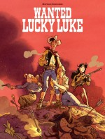 Wanted Lucky Luke couv