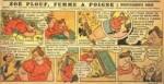 « Zoé Plouf femme à poigne » L'As n° (19).