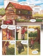 « La Sentinelle du petit peuple »  page 3.
