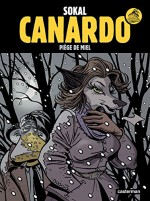 Un des « Canardo » réalisés avec Pascal Regnauld.