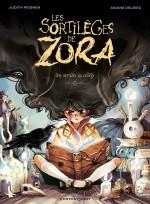 Couverture sortilèges de Zora