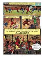 «Les Diables rouges… du F. C. Petit-Pont».