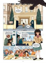 Zora découvre le collège