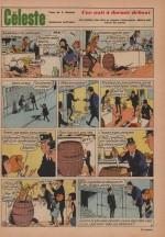 « Céleste » Lisette n° 27 (04/07/1965).