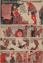 « Roderic 009 » Pilote n° 302 (05/08/1965).