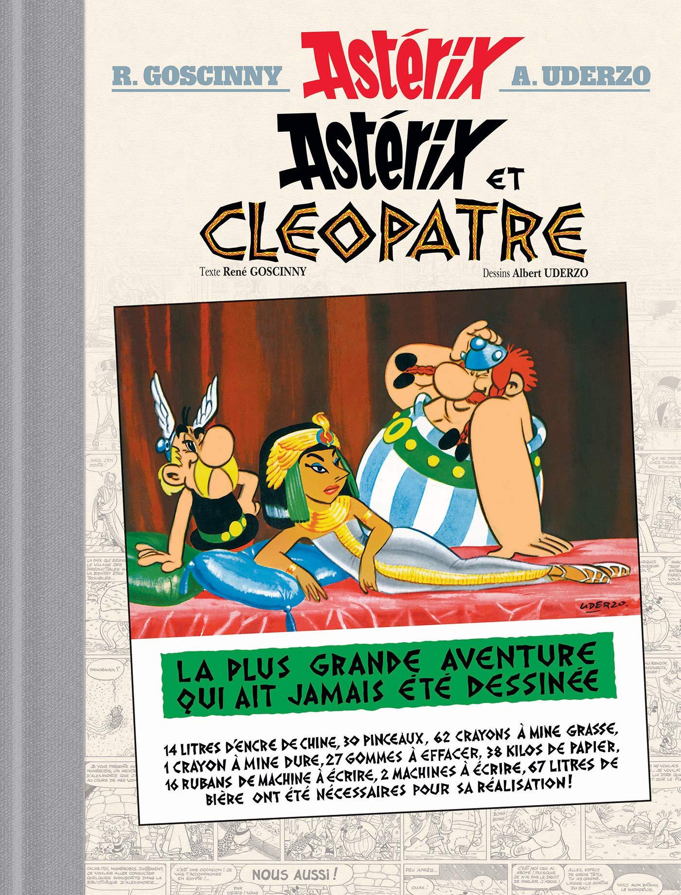 Astérix, toujours plus grand ! (Albert René, 2021).