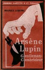 Couverture de la première édition (Pierre Lafitte, 1907) dessinée par Henri Goussé.