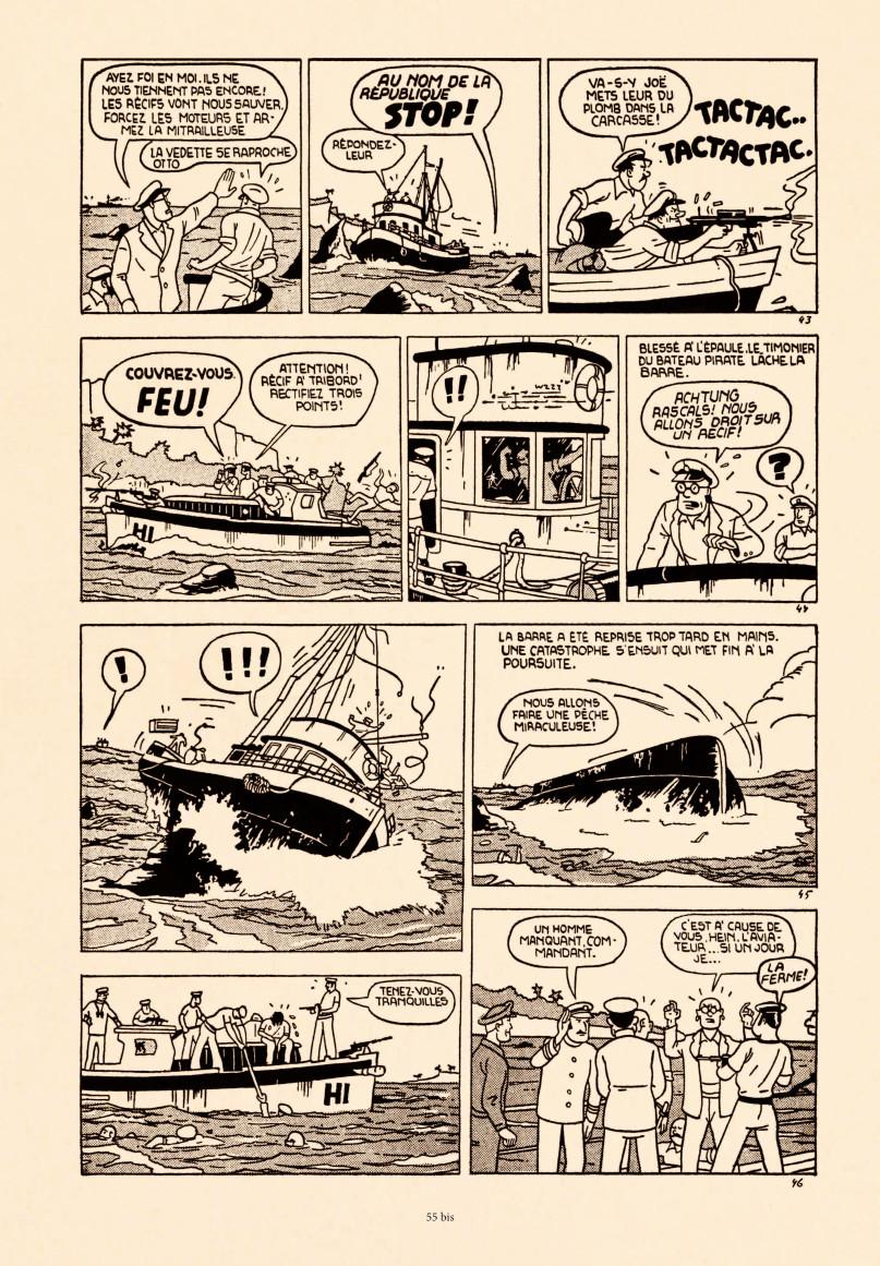 L'autre page manquante dans ce «Bob Bang».