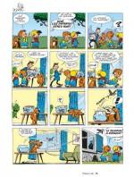 Premier gag en une seule planche de « Boule et Bill » publié dans le n° 1146 du 31 mars 1960.