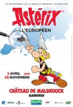 Affiche pour une exposition thématique européenne (2021).