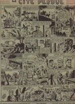 « La Cité perdue » Zorro n° 207 (mai 1950).
