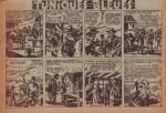 « Tuniques bleues » Zorro n° 255 (21/04/1955).