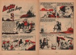 « Lucky chien loup » Bimbo n° 10 (12/1956).