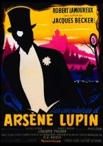 Lupin au cinéma : « Les Aventures d'Arsène Lupin » (Jacques Becker, 1957), « Arsène Lupin » (Jean-Paul Salomé, 2004), « Lupin III: The First » (Takashi Yamazaki, 2019).