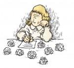 Little Agatha dessin