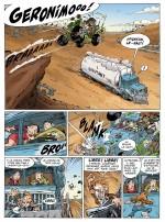 Parodie de Mad Max Fury road.