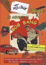 Le premier «Bob Bang» édité par L'Elan.