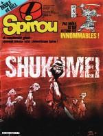 Couverture du n° 2224 (27 novembre 1980).