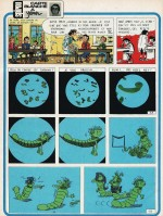 Carte blanche pour Yann (1ère planche publiée en avril 1974).