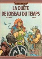 Couvertures pour les éditions proposées par Dargaud en 1983 et 1985.