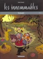 Une nouvelle version de « Shukumeï » est proposée en 2002 par Dargaud sous une deuxième maquette, mise en couleurs par Cyril Liéron (couverture et premières planches).