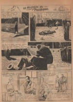 « Le Mystère du Pacifique » Pierrot n° 43 (24/10/1948).