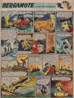 « Bergamote » Line n° 114 (16/05/1957).