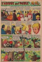 « L'Arbre qui parle » Âmes vaillantes n° 19 (11/05/1961).
