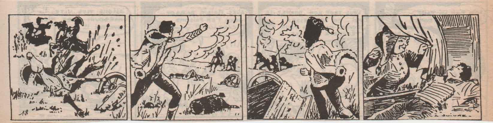 « La Chartreuse de Parme » Libération (1948).