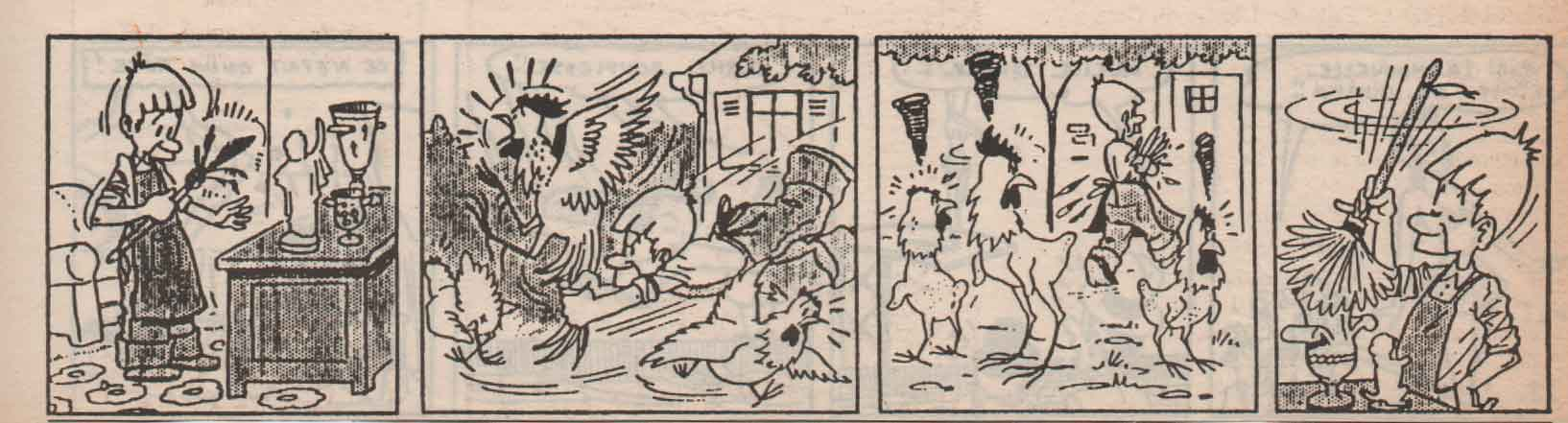 « Ah ! Placid » L'Est républicain (1960).