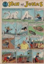 «Yan » Fripounet et Marisette n° 29 (22/07/1965).