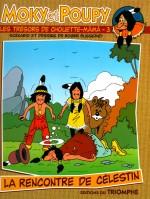 Un des albums, toujours disponible sdans le commerce, de la collection Les Trésors de Chouette Mama aux éditions du Triomphe (2003).