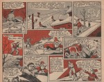 « La Trêve de Noël » Cœurs vaillants n° 52 (23/12/1956).
