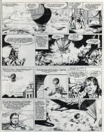 « Garnerin » - scénario Jean-Michel Charlier - Pistolin n° 18 (10/1955).